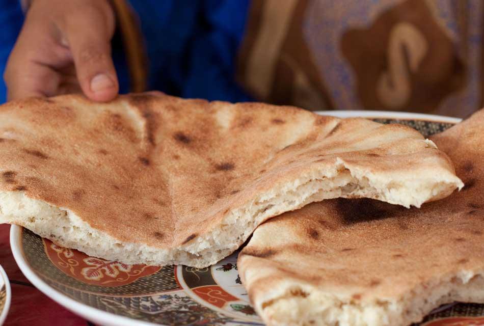 Khobz : the traditional Moroccan Bread