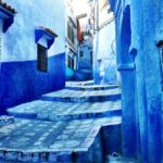 Chefchaouen: the blue magic city of morocco!