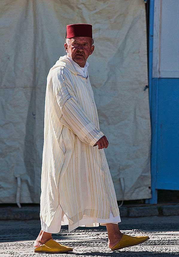 Moroccan Mens Fashion