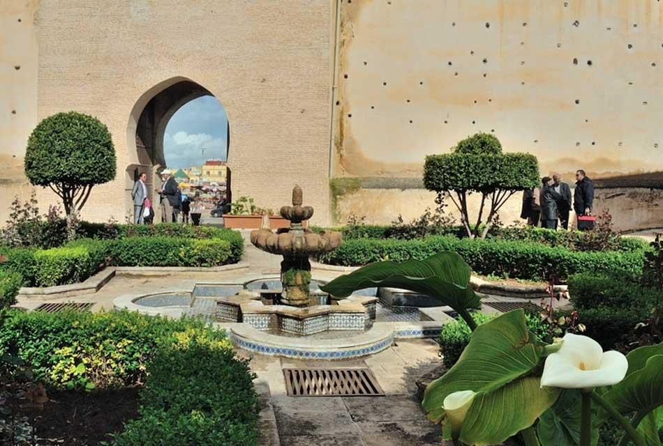 Lala Ouda -Garden