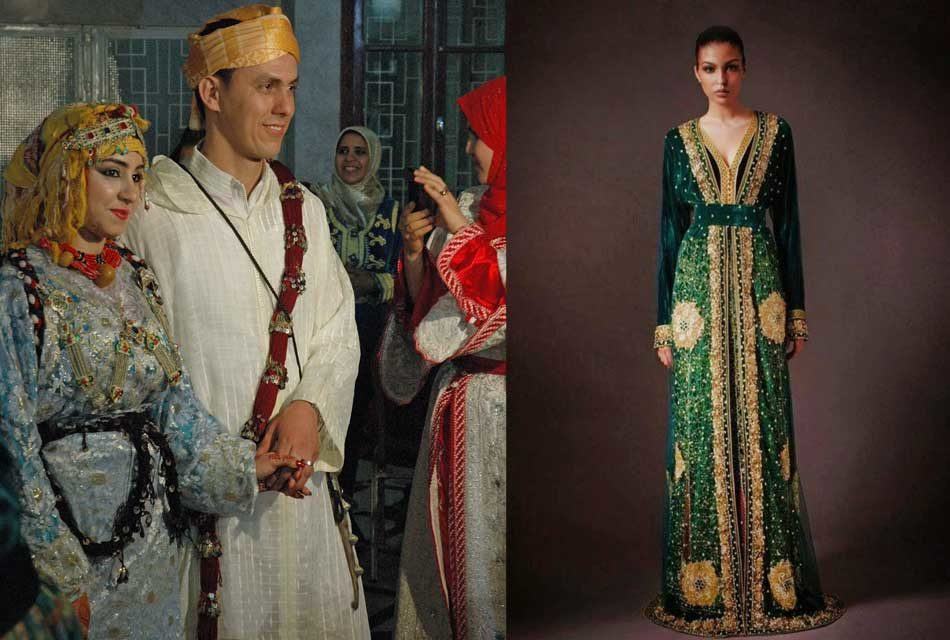 Moroccan Traditional Clothes Culture Friendly Morocco