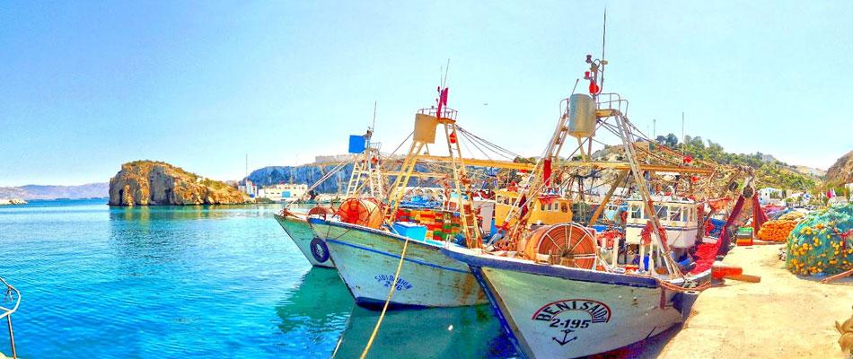 port of Hoceima