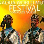 Gnaoua World Music Festival: The complete guide!