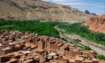 Zagora: A city of the desert wanders