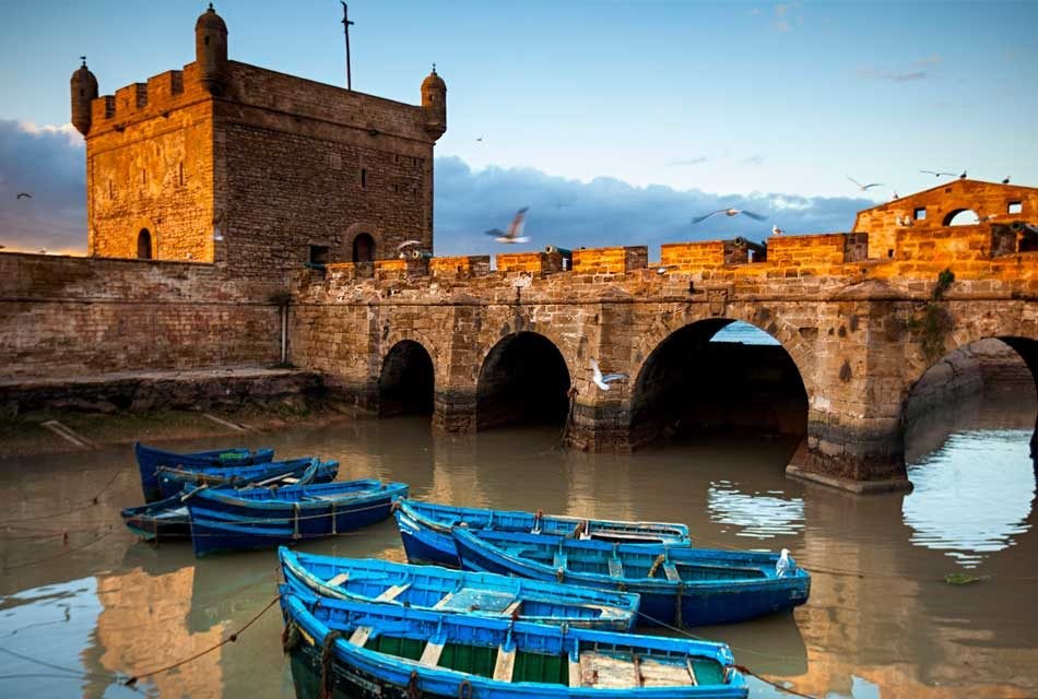 Essaouira: a quiet resort for serenity seekers