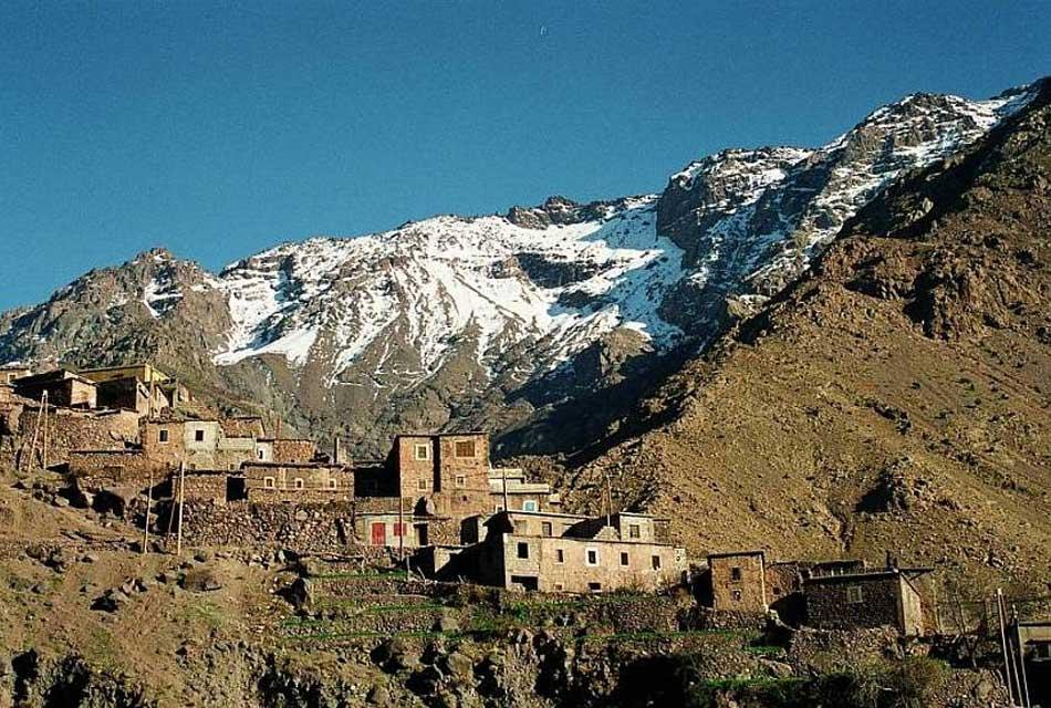 Asni Mountains