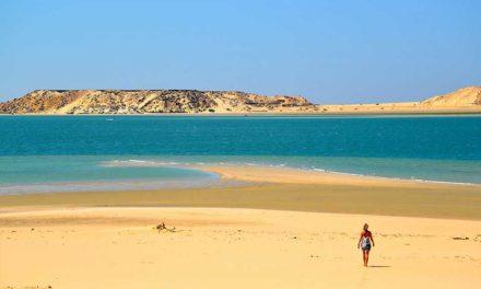 Dakhla Morocco: where the dunes meet the sea!