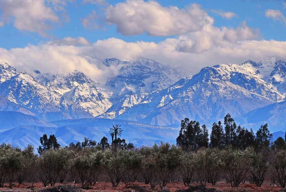 High Atlas Mountains: Attractive Places and Things to Do