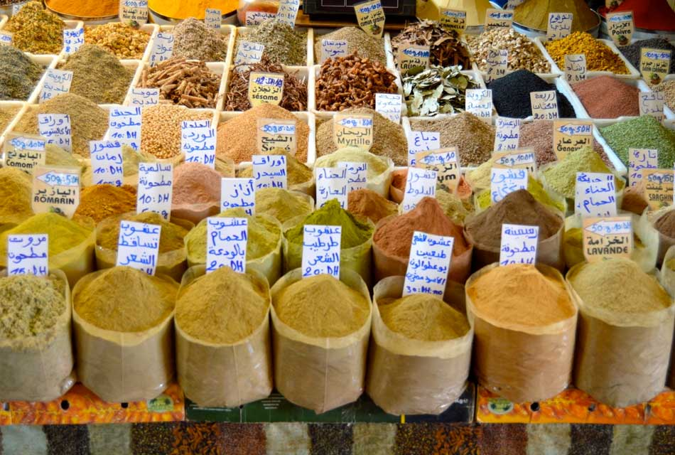 Souk El Had d'Agadir