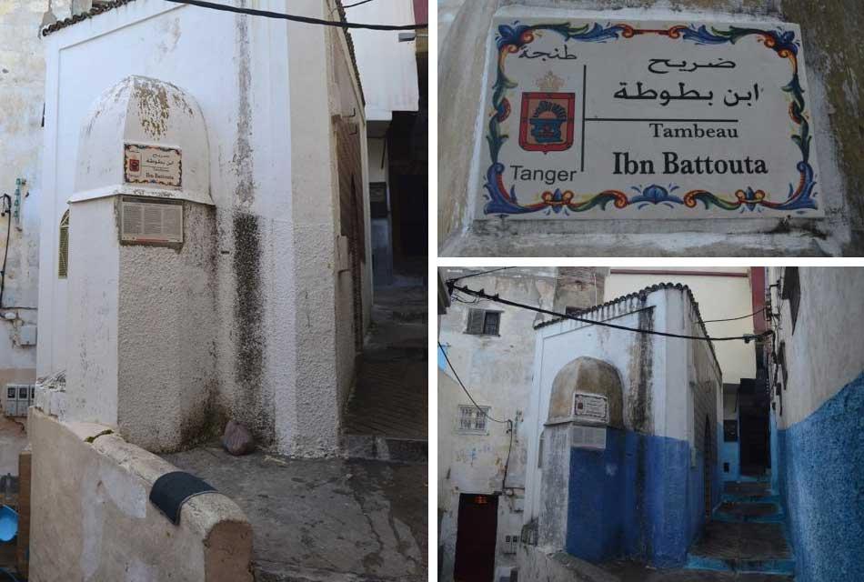 Tomb of Ibn Battuta