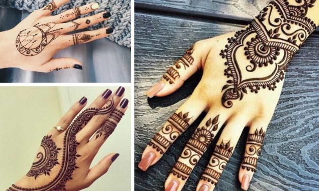 Henna Tattoos: The art of Painting on the hand and body