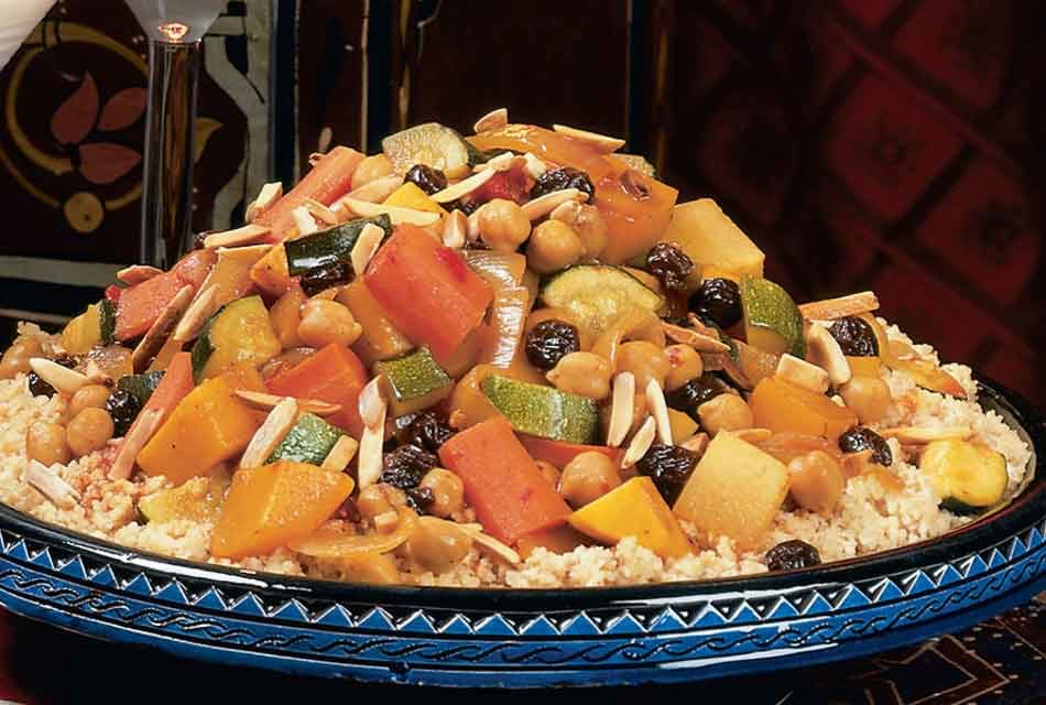 The Moroccan couscous: History and How to Make