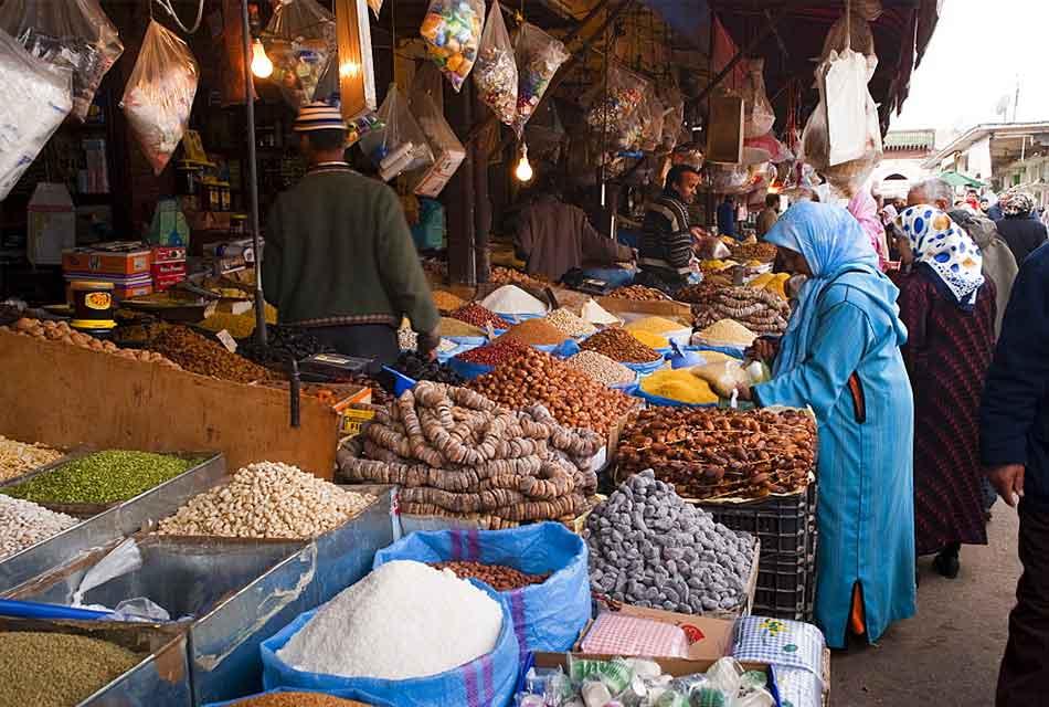 Souk Of Oujda