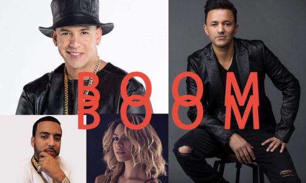 "The Moroccan Flag Rocks the International Music Track through ""Boom Boom"""