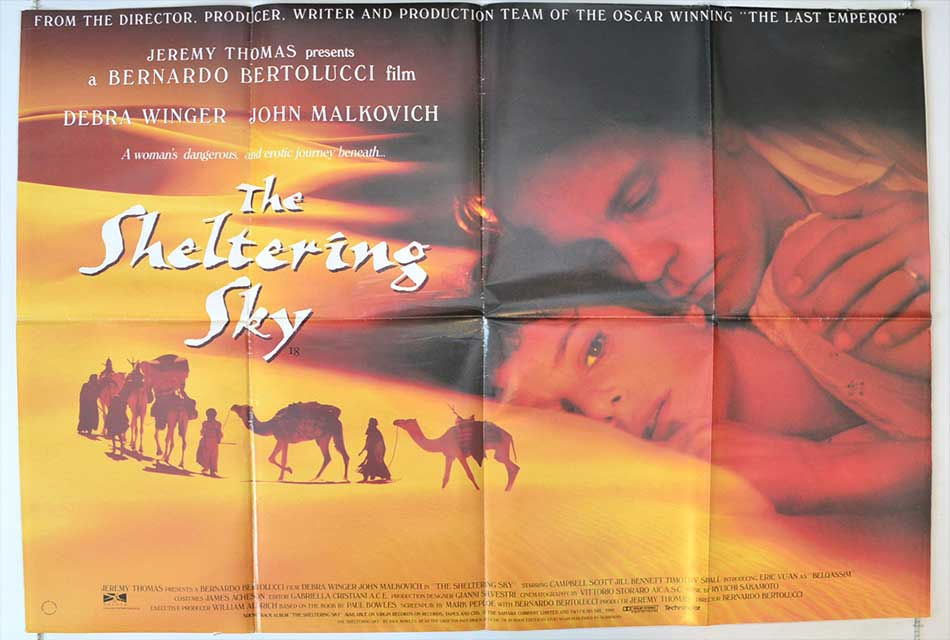 The Sheltering Sky 1990
