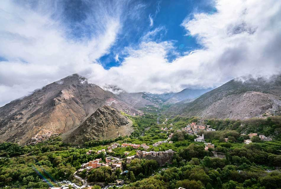 Imlil Town: The Mountains pride (things to do)