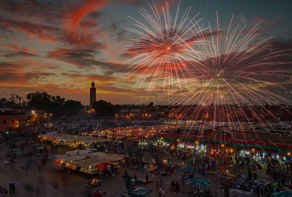 3 New Years to celebrate in Morocco!