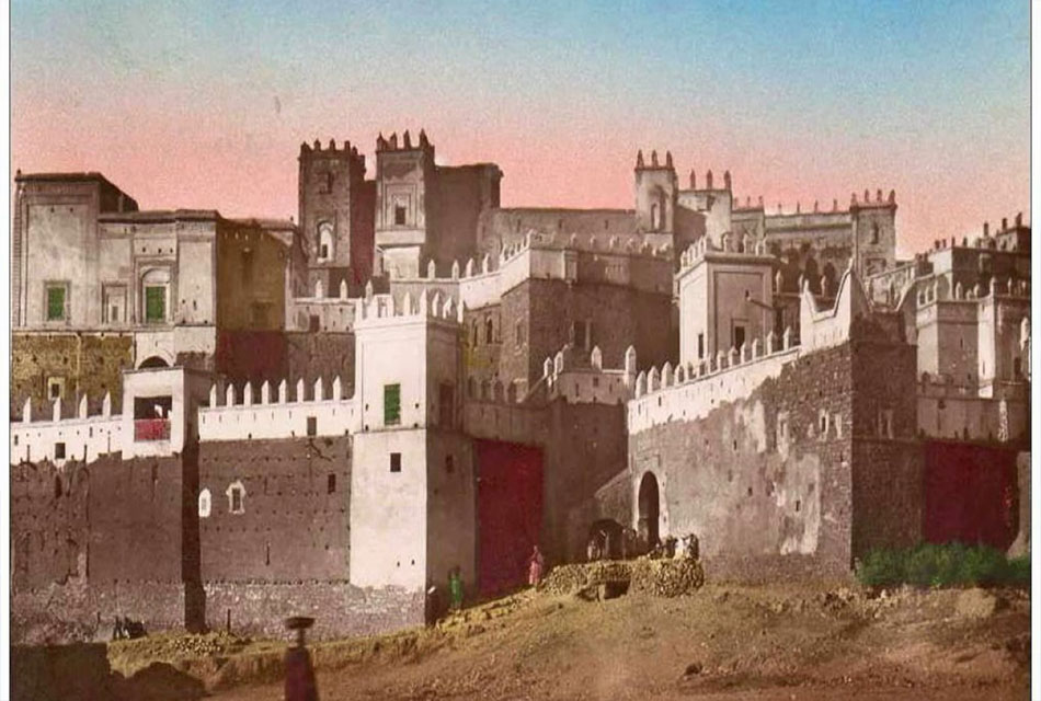 The Kasbah Old View
