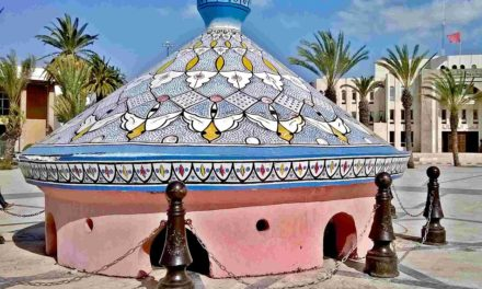 wonderful spots and art you must see in safi!