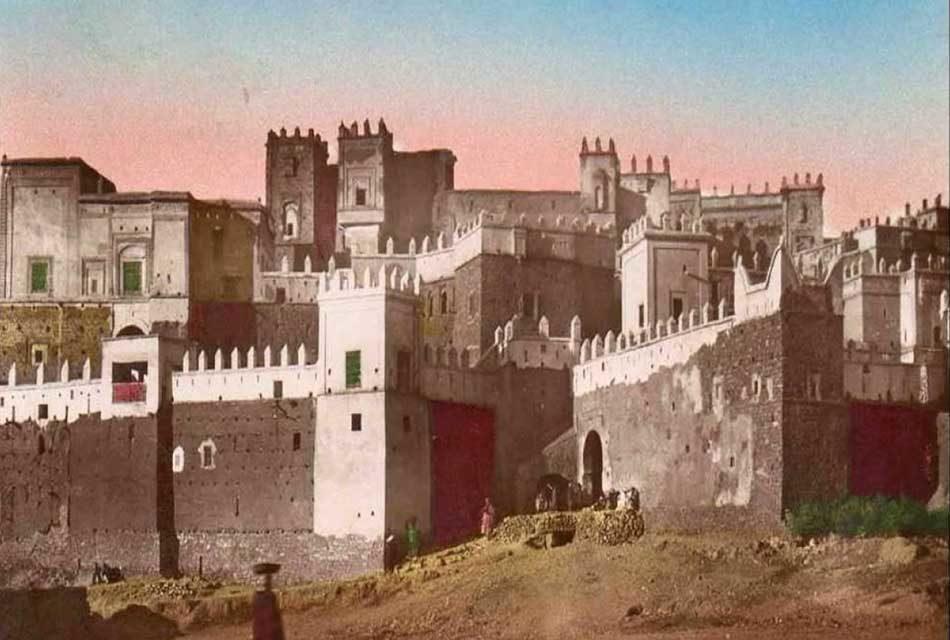 Telouet Kasbah A Wonderful Historical Monument Friendly Morocco