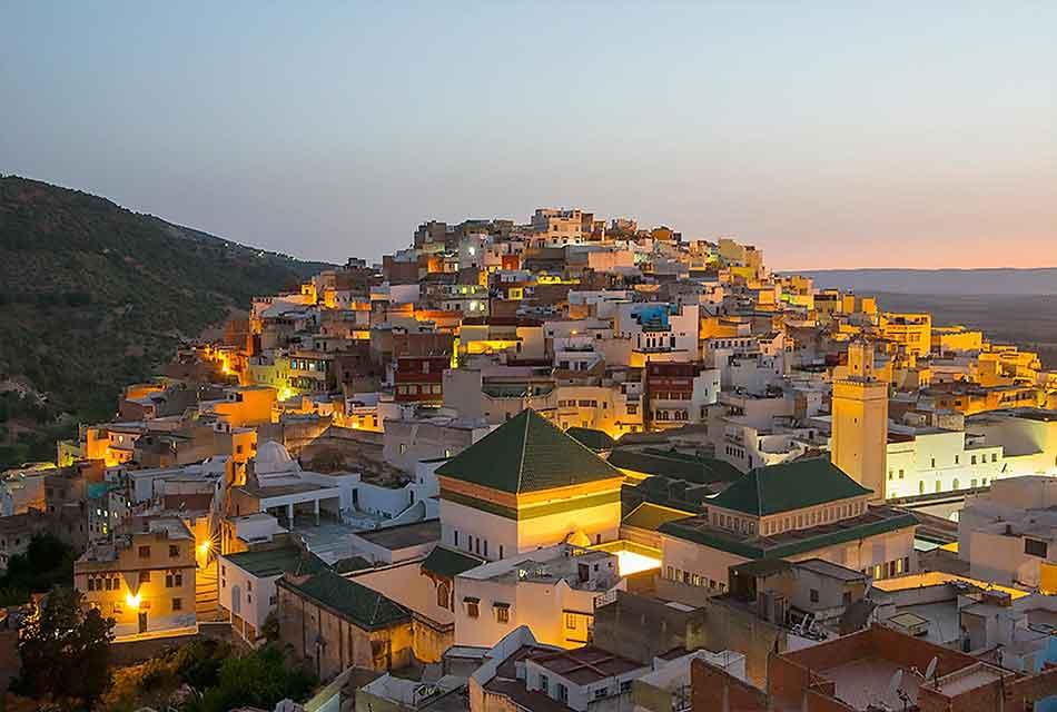 City Of Moulay Idriss