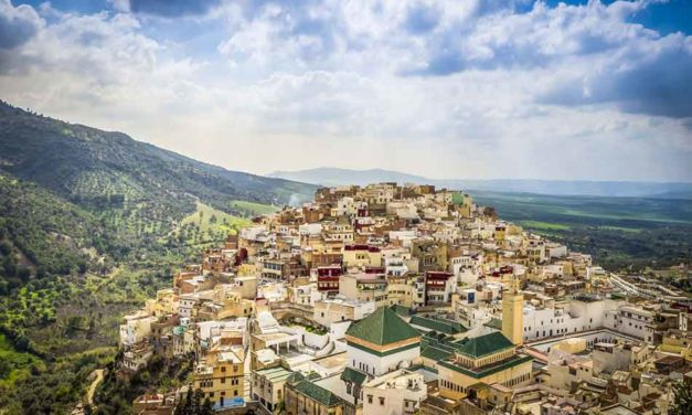 The Sacred Town of Moulay Idriss